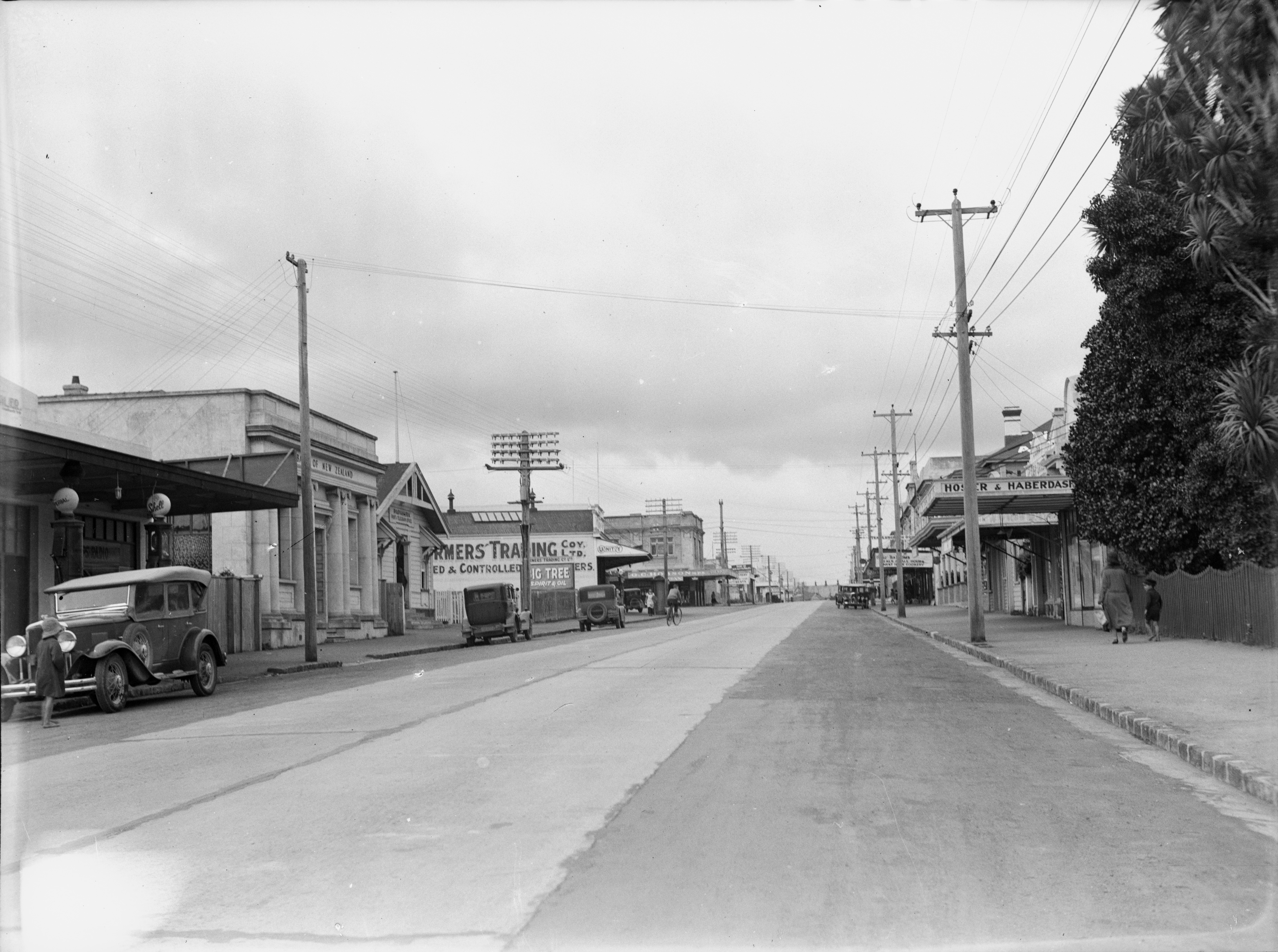 image for About Town - Papakura Heritage Walk