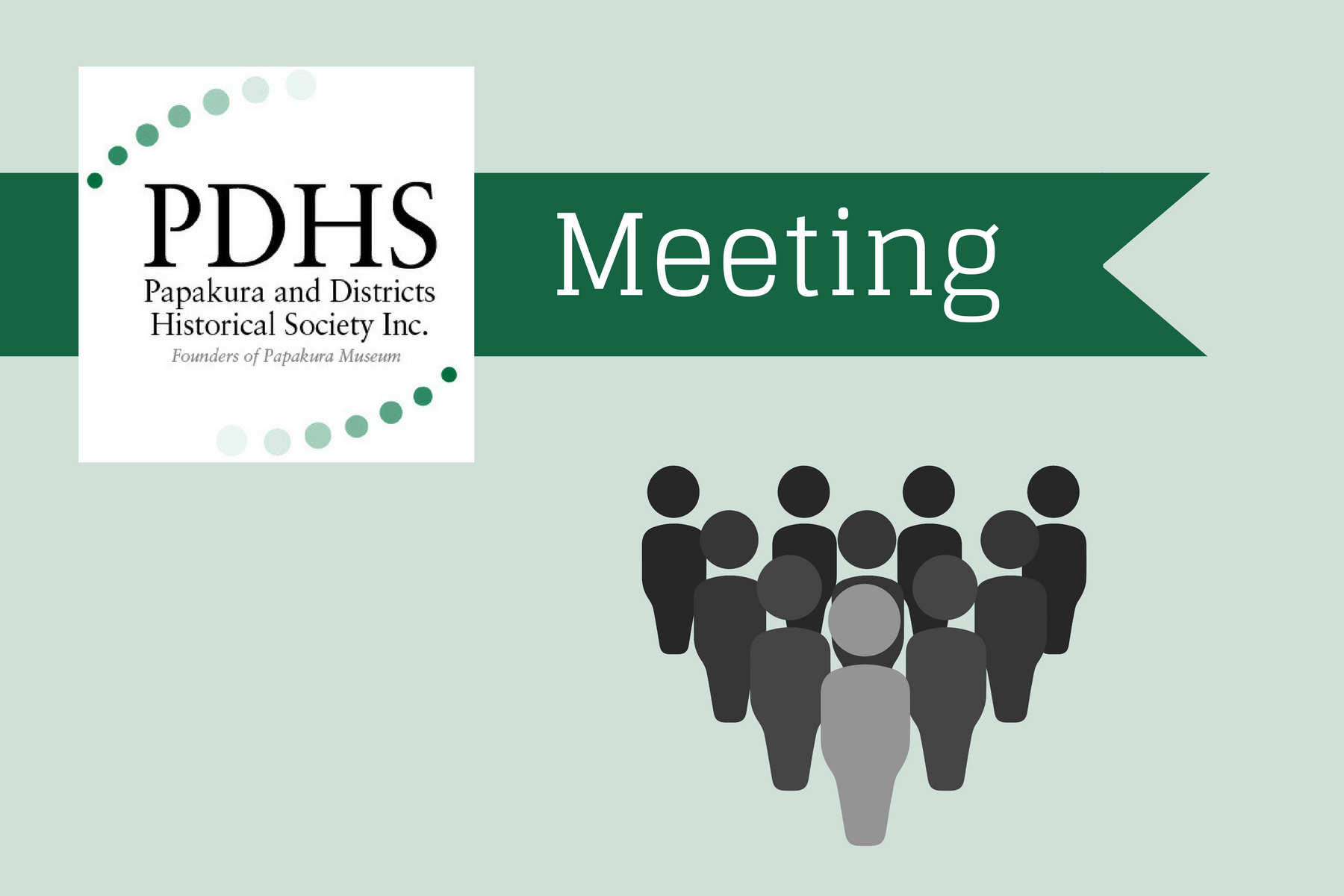 image for PDHS Meeting